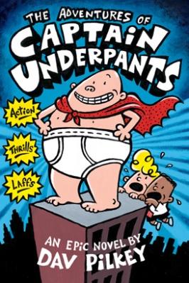 Capt Underpants
