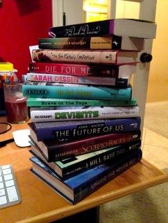 TBR Challenge Books