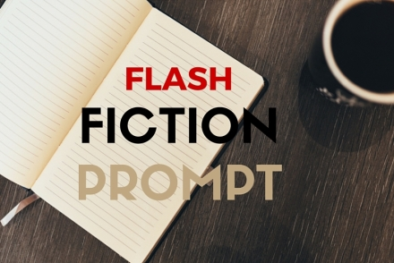 FLASH FICTION PROMPT