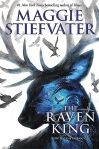 The Raven King cover